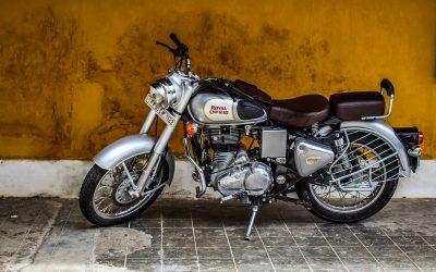 Povinná výbava motocyklů
