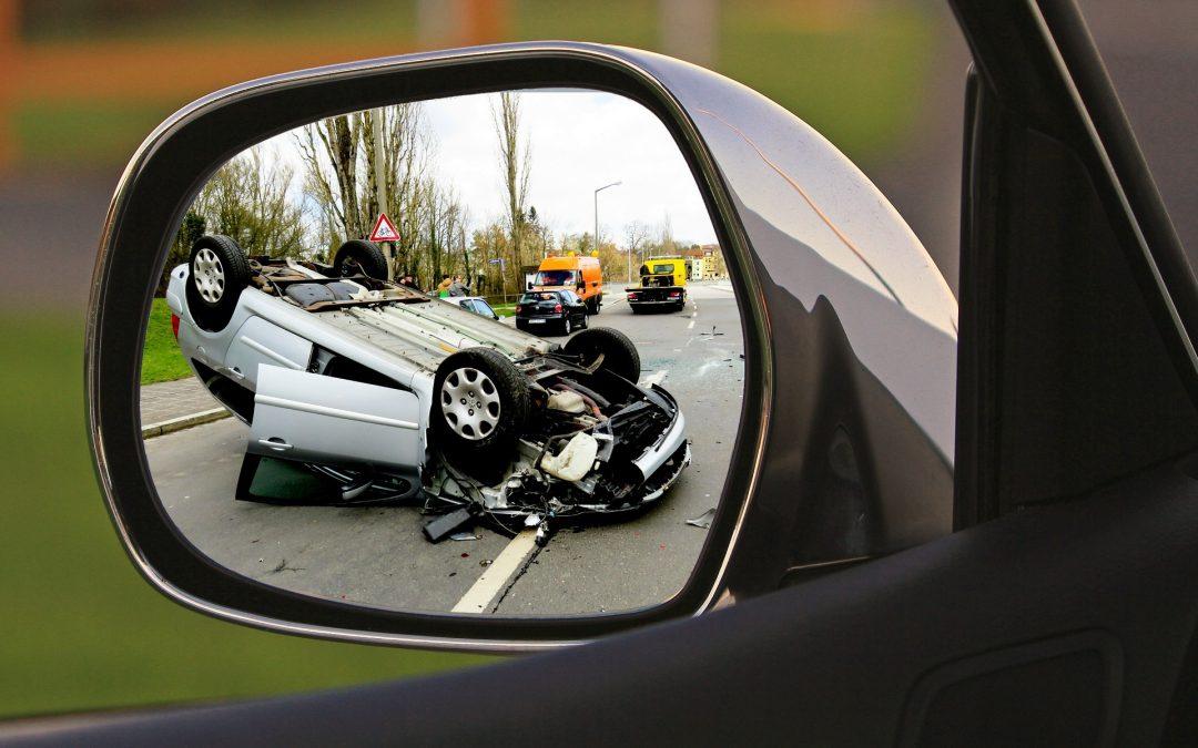 Rady jak se chovat po nehodě